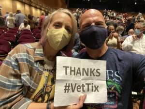 Chad attended Chicago on Oct 8th 2021 via VetTix