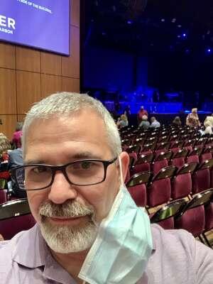 Tim Horn attended Chicago on Oct 8th 2021 via VetTix