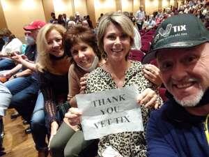 D.Jenkins attended Chicago on Oct 8th 2021 via VetTix