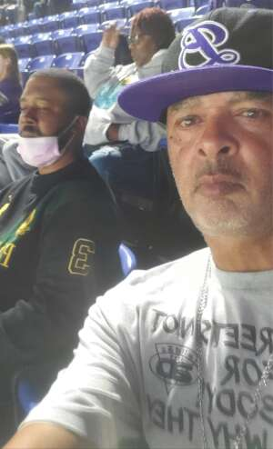 Mark A attended Baltimore Ravens vs. Indianapolis Colts - NFL on Oct 11th 2021 via VetTix