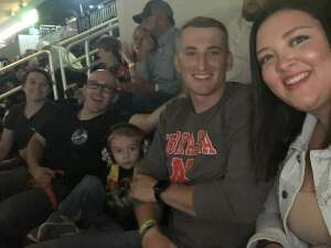 Zach Thompson attended Toby Keith on Oct 15th 2021 via VetTix