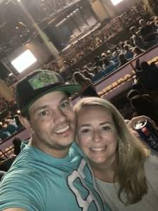 Andrew attended Jonas Brothers: the Remember This Tour on Oct 12th 2021 via VetTix