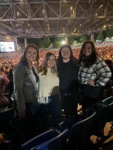 Russ D attended Jonas Brothers: the Remember This Tour on Oct 12th 2021 via VetTix