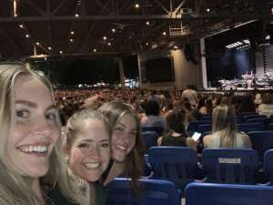 Beth attended Jonas Brothers: the Remember This Tour on Oct 12th 2021 via VetTix