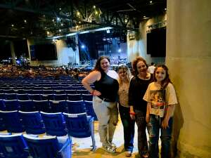 Liz Holcombe attended Jonas Brothers: the Remember This Tour on Oct 12th 2021 via VetTix