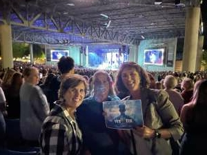 Debbie Dragon attended Jonas Brothers: the Remember This Tour on Oct 12th 2021 via VetTix