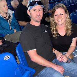 Nick attended Jonas Brothers: the Remember This Tour on Oct 12th 2021 via VetTix