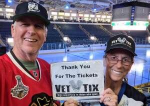 Click To Read More Feedback from Florida Everblades vs. Orlando Solar Bears - ECHL