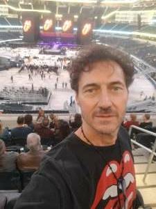 MAV 71 Romeo attended The Rolling Stones - No Filter 2021 on Oct 14th 2021 via VetTix
