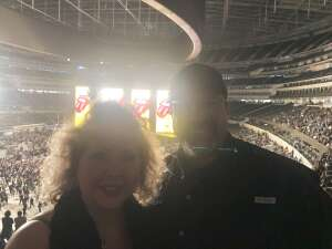 Frank Mendiola attended The Rolling Stones - No Filter 2021 on Oct 14th 2021 via VetTix