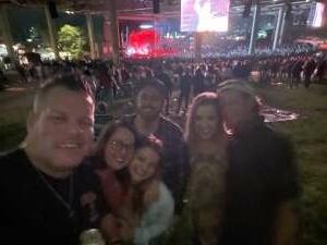 Josh Wathen attended Dierks Bentley - Beers on Me Tour 2021 on Oct 15th 2021 via VetTix