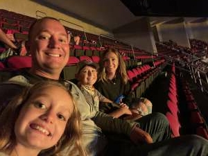Randy  attended The Dude Perfect 2021 Tour on Oct 15th 2021 via VetTix
