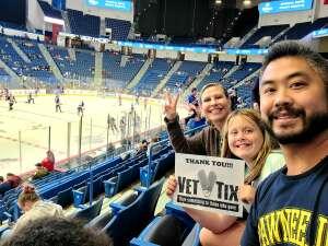 Click To Read More Feedback from Hartford Wolf Pack vs. Bridgeport Islanders - AHL