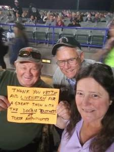 Deer hunter attended The Doobie Brothers - 50th Anniversary Tour on Oct 14th 2021 via VetTix