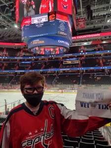 Click To Read More Feedback from Washington Capitals vs. Calgary Flames - NHL