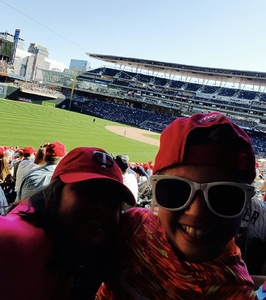 Brian attended Minnesota Twins vs. Detroit Tigers - MLB on Apr 22nd 2017 via VetTix