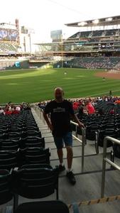 Roger attended Minnesota Twins vs. Boston Red Sox - MLB on May 6th 2017 via VetTix