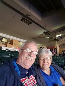 William attended Minnesota Twins vs. Boston Red Sox - MLB on May 6th 2017 via VetTix
