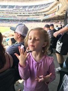 Brynn attended Minnesota Twins vs. Boston Red Sox - MLB on May 6th 2017 via VetTix