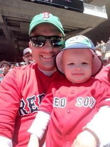 Nick attended Minnesota Twins vs. Boston Red Sox - MLB on May 6th 2017 via VetTix