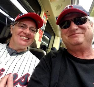Ronald attended Minnesota Twins vs. Boston Red Sox - MLB on May 6th 2017 via VetTix