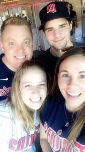 cade attended Minnesota Twins vs. Boston Red Sox - MLB on May 6th 2017 via VetTix