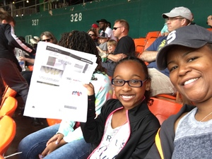 Yolanda attended DC United vs. Chicago Fire - MLS - Armed Forces Day on May 20th 2017 via VetTix