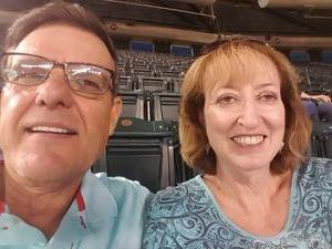 Gary attended Arizona Diamondbacks vs. San Francisco Giants - MLB on Apr 6th 2017 via VetTix