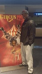 John attended Circus 1903 - the Golden Age of Circus on Apr 7th 2017 via VetTix