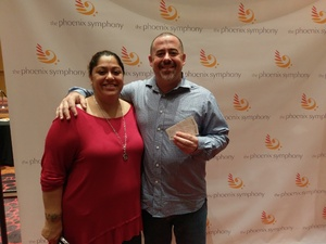 Anthony attended Big Bad Voodoo Daddy - Saturday Evening Show on Apr 15th 2017 via VetTix