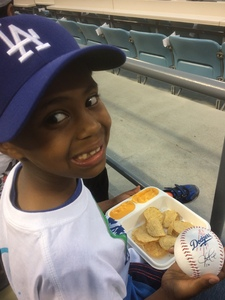 Seth attended Los Angeles Dodgers vs. Pittsburgh Pirates - MLB on May 9th 2017 via VetTix