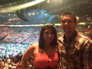 KATHERINE attended Soul2Soul the World Tour 2017 on May 26th 2017 via VetTix