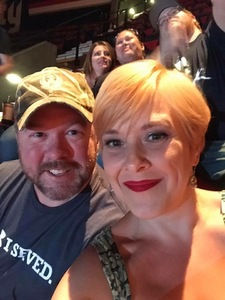 Mathew attended Soul2Soul the World Tour 2017 on May 26th 2017 via VetTix