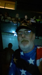 Stanley attended Soul2Soul the World Tour 2017 on May 26th 2017 via VetTix