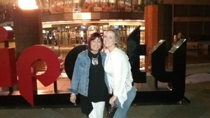 Aimee attended Soul2Soul the World Tour 2017 on May 26th 2017 via VetTix