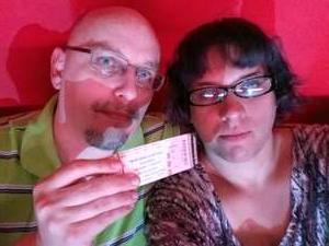 Christopher attended Soul2Soul the World Tour 2017 on May 26th 2017 via VetTix