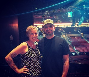 William attended Soul2Soul the World Tour 2017 on May 26th 2017 via VetTix