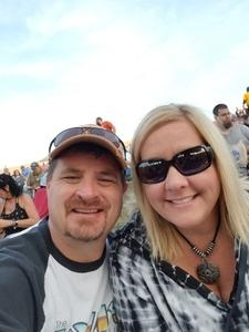 Jason High attended Jeff and Larry's Backyard BBQ Plus the Marshall Tucker Band - Lawn Seats on Aug 26th 2017 via VetTix