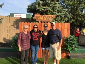 James attended Jeff and Larry's Backyard BBQ Plus the Marshall Tucker Band - Lawn Seats on Aug 26th 2017 via VetTix
