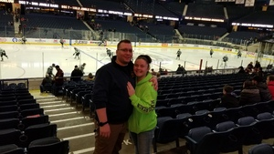 keith attended Chicago Wolves vs. Iowa Wild - AHL on Nov 26th 2017 via VetTix