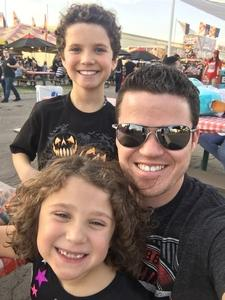 Andrew attended Arizona State Fair Armed Forces Day - Tickets Are Only Good for October 20th on Oct 20th 2017 via VetTix
