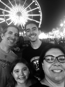 Elizabeth attended Arizona State Fair Armed Forces Day - Tickets Are Only Good for October 20th on Oct 20th 2017 via VetTix