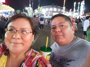 Anthony attended Arizona State Fair Armed Forces Day - Tickets Are Only Good for October 20th on Oct 20th 2017 via VetTix