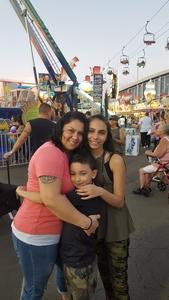 Patricia attended Arizona State Fair Armed Forces Day - Tickets Are Only Good for October 20th on Oct 20th 2017 via VetTix