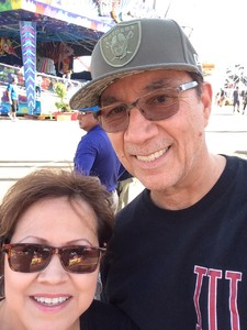 Angel attended Arizona State Fair Armed Forces Day - Tickets Are Only Good for October 20th on Oct 20th 2017 via VetTix