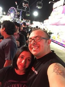Noe attended Arizona State Fair Armed Forces Day - Tickets Are Only Good for October 20th on Oct 20th 2017 via VetTix