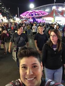 ANTONIA attended Arizona State Fair Armed Forces Day - Tickets Are Only Good for October 20th on Oct 20th 2017 via VetTix