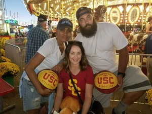 Justin attended Arizona State Fair Armed Forces Day - Tickets Are Only Good for October 20th on Oct 20th 2017 via VetTix