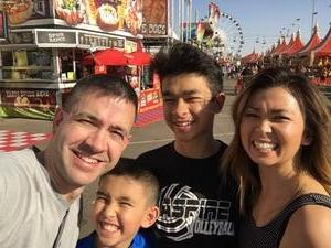 William attended Arizona State Fair Armed Forces Day - Tickets Are Only Good for October 20th on Oct 20th 2017 via VetTix