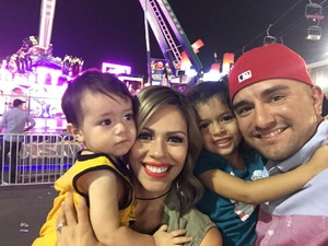Alfonso attended Arizona State Fair Armed Forces Day - Tickets Are Only Good for October 20th on Oct 20th 2017 via VetTix